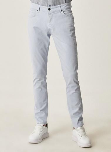 Beymen Business Slim Fit Flex Fit Pantolon 4B0121200002 Mavi